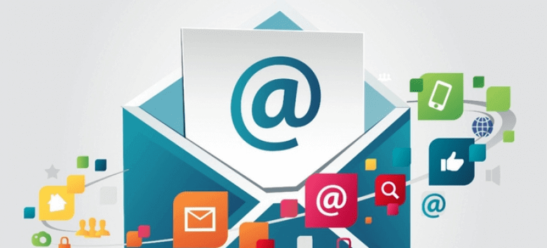 E-mail registrieren