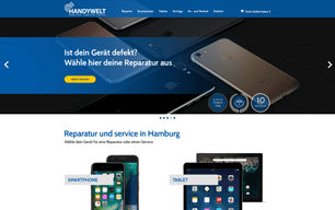 HandyWelt: Handy-Reparatur-Laden in Harburg